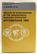 Results of investigations of the geographical research expeditio